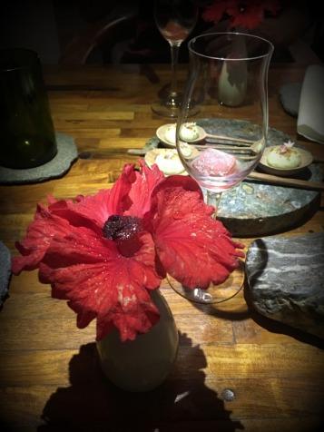 Edible flower