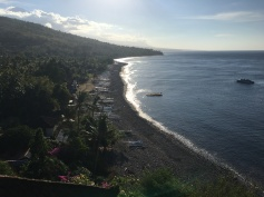Amed coast