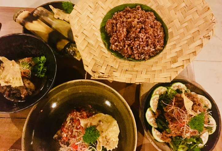 Balinese dishes