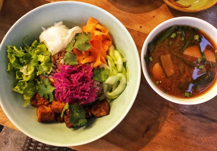 Daily special: Bahn Mi in a bowl