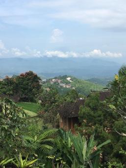 Views from Lunbung Sari Munduk