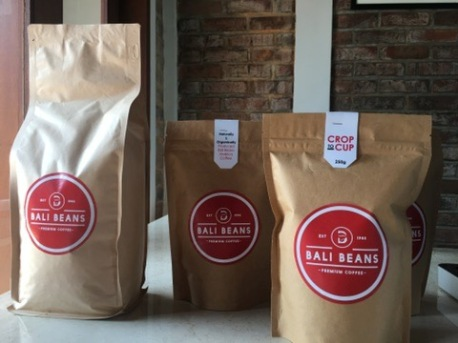 Bali Beans - Ready to take home and enjoy!