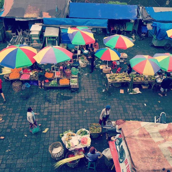 Tegallalang Market