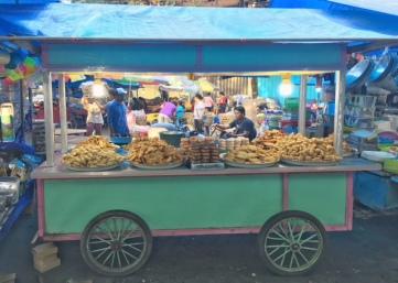 A truck-full of fried stuff!